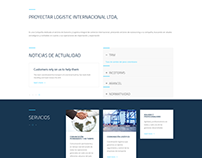 Proyectar logistic