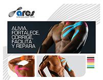 Publicidad  - Volante Ares