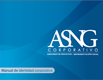 Manual de Identidad Corporativa ASNG