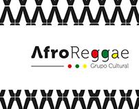 Redesign AfroReggae