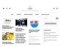 Blog para empresa Costi Bebidas em Porto Alegre.