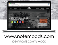 E-Commerce Notemoods