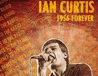 Poster Ian Curtis