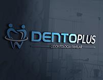 Identidad Corporativa - DentoPlus