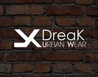 Branding | Dreak Urbanwear