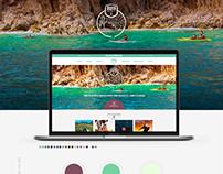 """Diseño sitio web proyecto """"Ruta 1"""""""