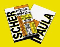 Paula Scher tribute magazine