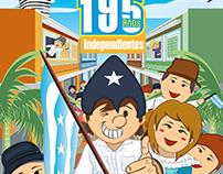 Propuesta para afiche cívico 2015