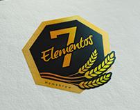 Identidade Visual - Cervejas Artesanais 7 Elementos
