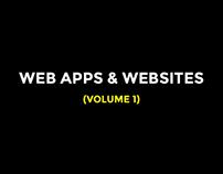 Web Apps & Websites (Volume 1)