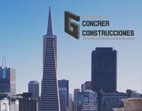 Branding G Concrer Construcciones