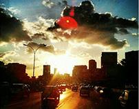 Fotografía Móvil: Serie Cielos