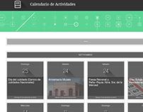 Calendario de Actividades (Municipalidad de Cerrito)