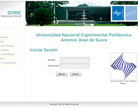 Sistema de Información Dobe Unexpo L.C.M, Venezuela