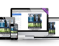 E-mail Marketing Koontz Uniformes