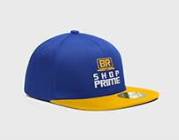Logo Loja BR Shop Prime
