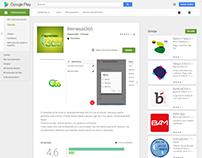Aplicación Móvil de Remesas365