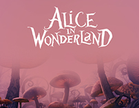 ALICE IN WONDERLAND fotografia