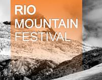 Rio Mountain Festival 2014 - Identidade Visual