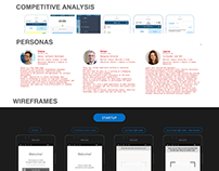 UX Research & Design for Events mobile app
