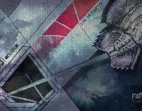 CD COVER Niño Nuclear y Los mutantes de Saturno