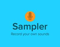 Sampler App