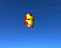 Iron man 3D