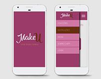 Make U app