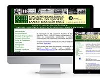 Website - Scientific Congress