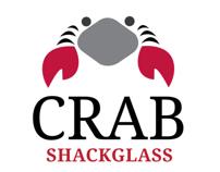 Crab Shack Glass logo