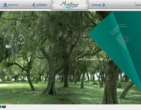 WEB: Hotsite - Catálogo Virtual Báril Marítimo