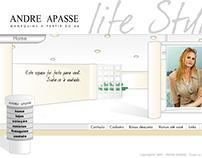 Website André Apasse