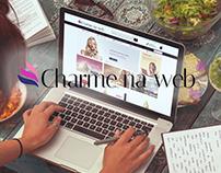 Charme na Web - Ecommerce | Design de Interface