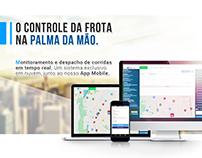 UI/UX app - TáxiSimples