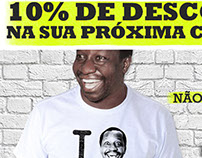 E-mail Marketing Amigos do Mussum