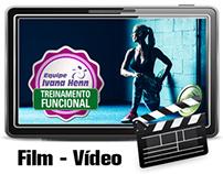Videos promocionais para vendas de curso online.