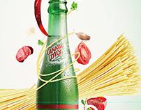 Canada Dry Ginger Ale - Combina con Todo