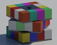 Cy Zone - Nail Art Cube