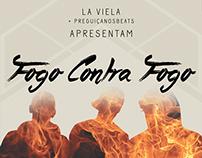 Capa de CD - La Viela