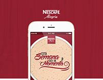 Propuesta de licitación para Nescafé Alegría