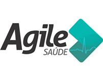 Logotipo - Agile Saúde