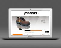Diseño de sitio web para GAW