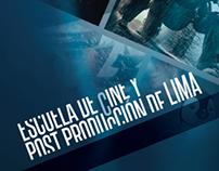 Imagen corporativa Escuela de Cine y Post-producción