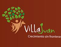 Imagen Corporativa ecogranja Villa Juan