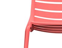 Porsette Chair