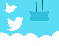 Ejemplos de publicaciones en Twitter