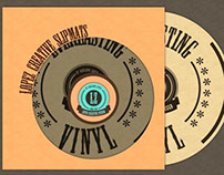 Feltro Toca Disco - Lopez Creative - Everlasting Vinyl