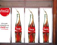 Coca cola: Campaña Share a Coke