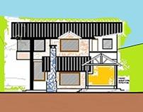 Casa unifamiliar 2 pisos: CASA ALTA