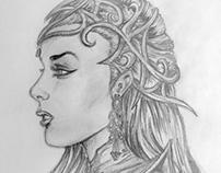 Ilustración - Bocetos